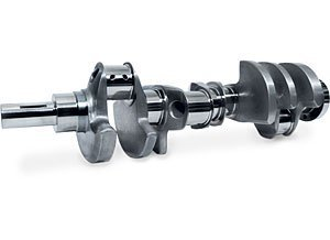 Crankshaft Ford 4340 302 (Scat 43023 Ford Forged 4340 Standard Weight 302 Small Block 3.400 Stroke 5.400 Rod Length)