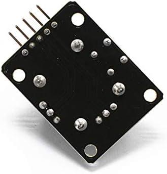 LuxtechPro MJT Dual-Axis Button Rocker PS2 Joystick Games Sensor Electronic Components Blocks