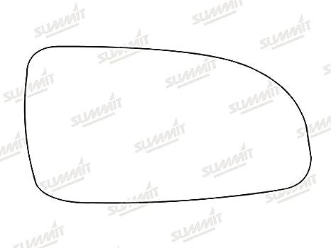 Summit srg-751/Repuesto Cristal de espejo