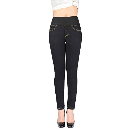 winter thermal jeans - 8
