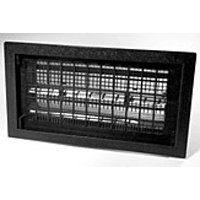 Air Vent RAGR Standard Automatic Foundation Vent, Gray, 50'', 1-Qty by Air Vent (Image #1)