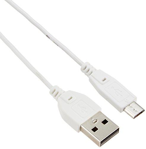 iBUFFALO USB2.0ケーブル(A to microB) スリムタイ...