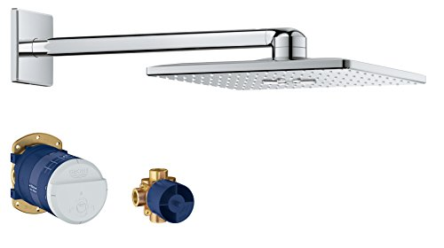 grohe square shower head - 3