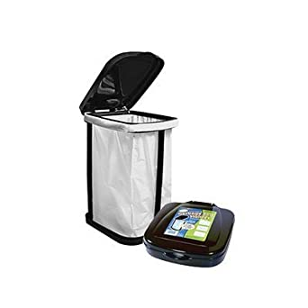 Stormate garbage bag holder collapsible garbage can trash can rv storage waste basket waste - Collapsible trash can ...