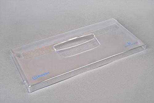 INDESIT Panel Frontal para Cajón de Frigorífico Refrigerador 43x19 ...