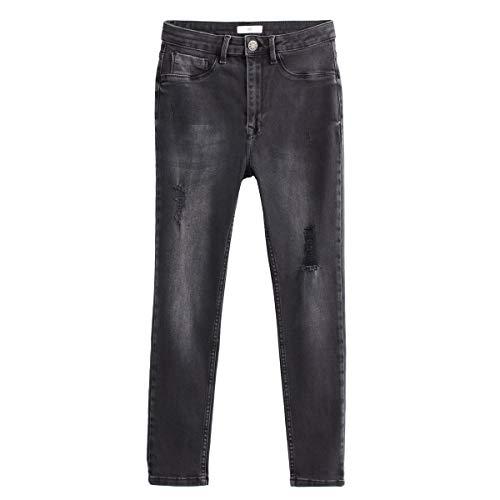 La Slim Grigio Donna Alta Jeans Collections Redoute Vita rxBAwfOrq
