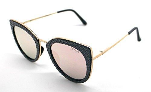 Sunglasses de Sol PK3004 Gafas 400 Calidad UV Pkada Alta Mujer Hombre 8d7w7pTq