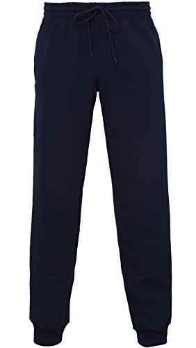 Azul Absab Ltd para hombre Pantalones marino wZx1RFqTP
