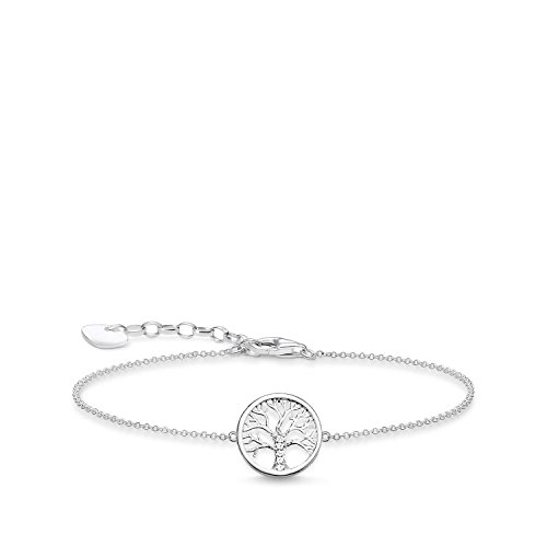 "Thomas Sabo Armband Glam & Soul ""Tree Of Love Silber"""