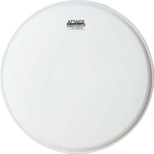 ATTACK DHTS2-10C 2-Ply Medium Thin Coated Percussion Effect