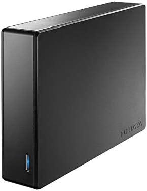 アイ・オー・データ機器 HDJA-UT2W/LD USB3.1 Gen1(USB3.0)/2.0対応外付ハードディスク(長期保証&保守サポート) 2TB
