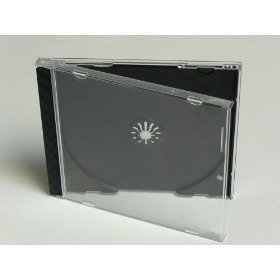 amazon cd jewel cases