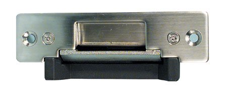 Seco-Larm Metal Electric Door Strike Fail Safe/Secure 5 X 11/4 X 11/4 Inch Symmetrical-Sized