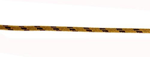 New England 6mm Accessory Cord 25' Tan/Purple