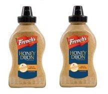 French's Honey Dijon Mustard, 12 oz, 2 Packs