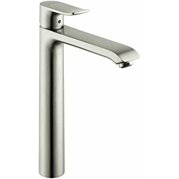 hansgrohe 31183001 metris 200 single hole faucet chrome bathroom sink faucets. Black Bedroom Furniture Sets. Home Design Ideas