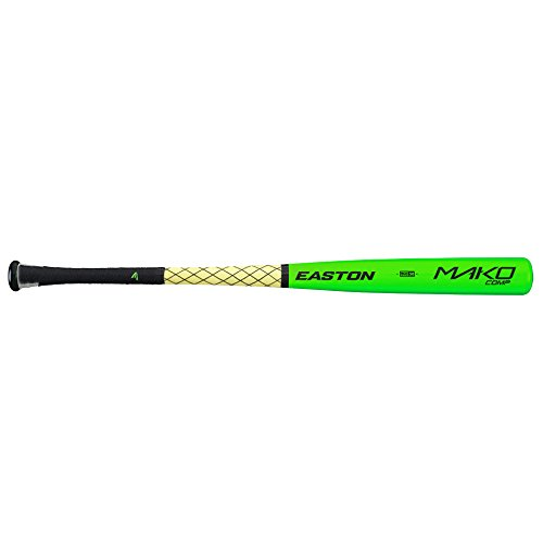 - Easton Mako Comp Balanced BBCOR Baseball Bat, 31