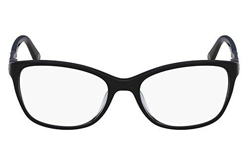 Óculos De Grau Marchon Nyc M-Quin 001/53 Preto