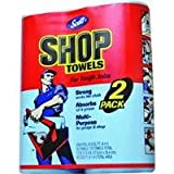 Health & Personal Care : Scott Shop Towels Pack of 2.