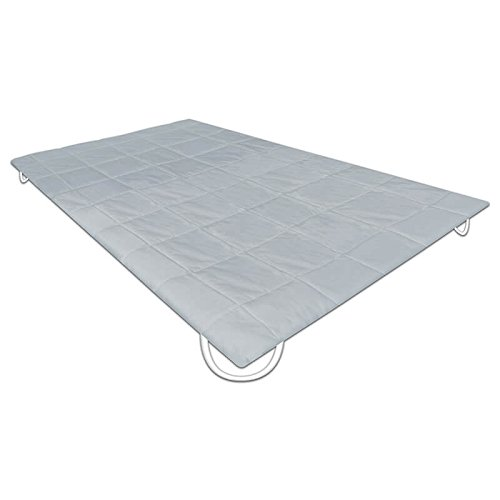 (Quilted Comfort Waterbed Anchor Band Custom Fit Mattress)