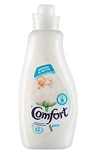 Comfort Pure Concentrate Liquid Fabric Conditioner 1 5