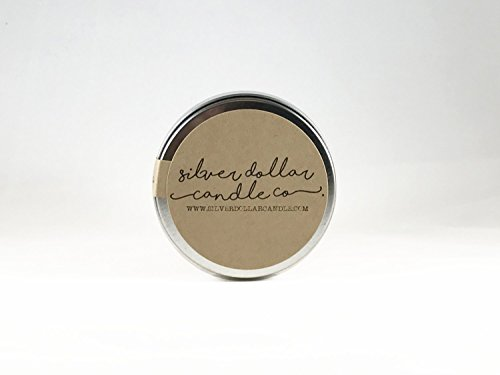 Personalized 8oz Handmade 100% Soy Wax Scented Candle by Silver Dollar Candle Co. by Silver Dollar Candle Co. (Image #3)