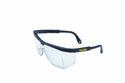 Stanley A200 Series Economy Safety Glasses, Clear Lens (A200 Series)