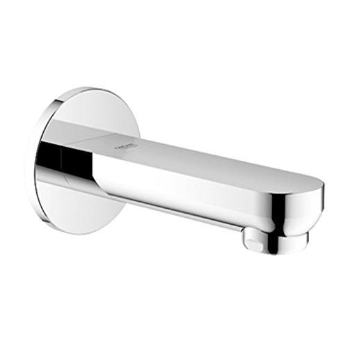 on sale Grohe 13 548 000 Classic 6-Inch Tub Filler Spout, StarLight Chrome
