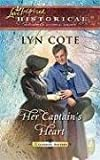 Her Captain's Heart (The Gabriel Sisters Series #1) (Steeple Hill Love Inspired Historical #21)