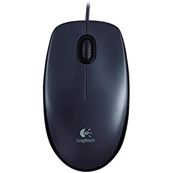 193ed7988bf Amazon.com: Logitech Wired Mouse M90 Black USB: Computers & Accessories