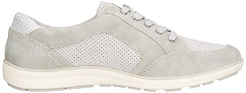 Damen 23665 Sneaker, Grau (Lt. Grey), 37 EU Soft Line