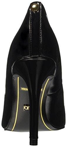 Baby Women's Decollete Heels Gaudì Perla Platform Black Black E1UwnqP