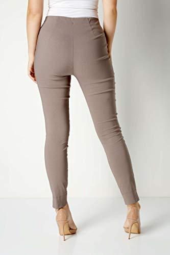 Bengaline Light Trousers Originals Roman Stretch Brown 6xAIEIqFw