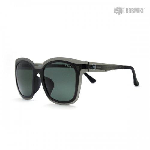 BOBMIKI Ultra Slim Line『0.8㎜』 Premium Ultem Sunglasses B1005 Khaki