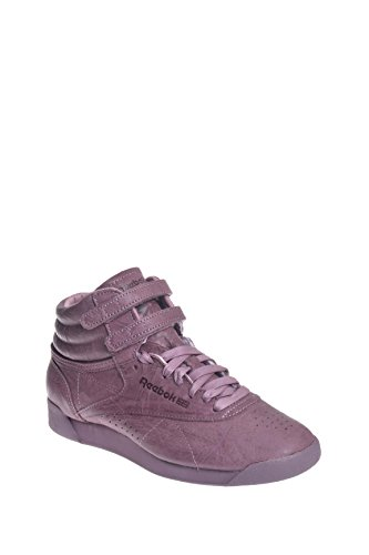 (Reebok Womens Freestyle Hi Fbt Sneakers,Smoky/orchid,7)