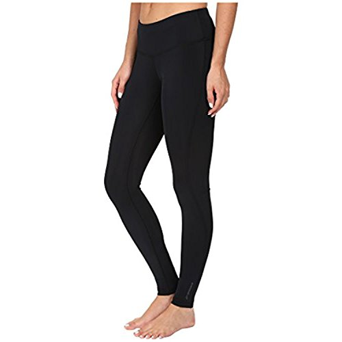 Brooks Running Pants - Brooks Women's Go-To Tights Black Large