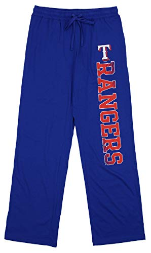 Concepts Sport MLB Ladies Texas Rangers Ladies Knit Pant Roy XLG X-Large