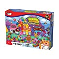 Moshi Monsters Colorforms Gift Island Puzzle Playset by University  Games