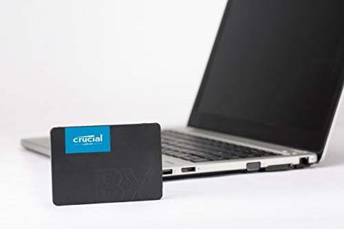Crucial BX500 960GB 3D NAND SATA 2.5-Inch Internal SSD - CT960BX500SSD1 by Crucial (Image #5)