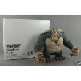 TMNT 2007 Movie Big Foot Monster Mail Away Exclusive
