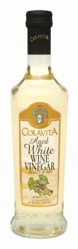 Colavita Aged White Wine Vinegar - 17 fl.oz.