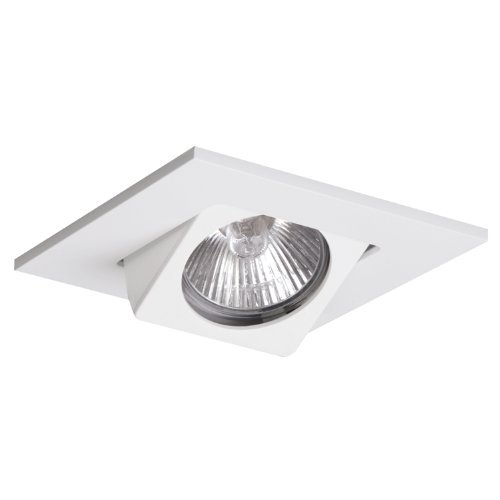- Halo Recessed 3013WH 3-Inch Adjustable 15-Degree Square Gimbal Trim, White by Halo Recessed