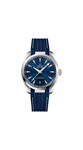 Omega Seamaster Aqua Terra Automatic Blue Dial Mens Watch 220.12.38.20.03.001