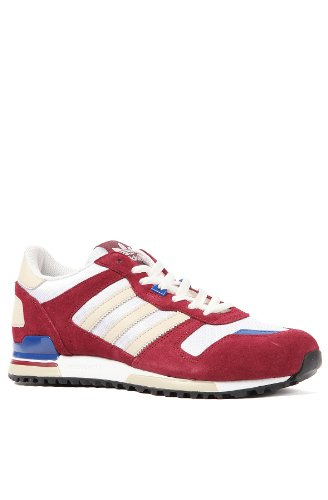 adidas Men's The ZX 700 M Sneaker 11 Red