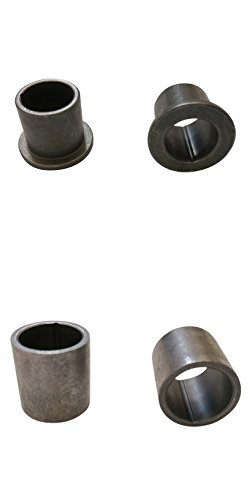 Fat Dragon GOLF 4 CLUB CAR DS SPINDLE BUSHINGS UPPER and LOWER BUSHINGS BRONZE 1979 + UP GOLF CART 8067and7048 (Upper Spindle)