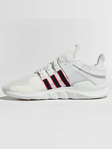 Eqt Adv Pour Support Blancs Adidas Baskets Hommes wFdUUE