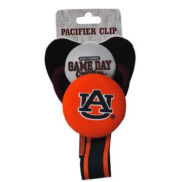 (Auburn University Pacifier Clip)