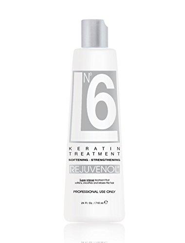 Rejuvenol Keratin Level 6 Treatment, 24 Ounce by Rejuvenol