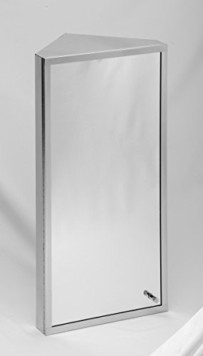 Medicine Cabinet Polished Stainless Removable product image