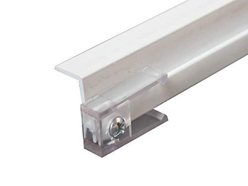 Rv designer a201 45 ceiling track for glide tape